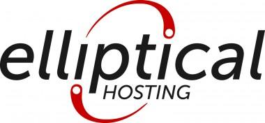 New Orleans Identity and Logo Design - Elliptical Hosting Logo