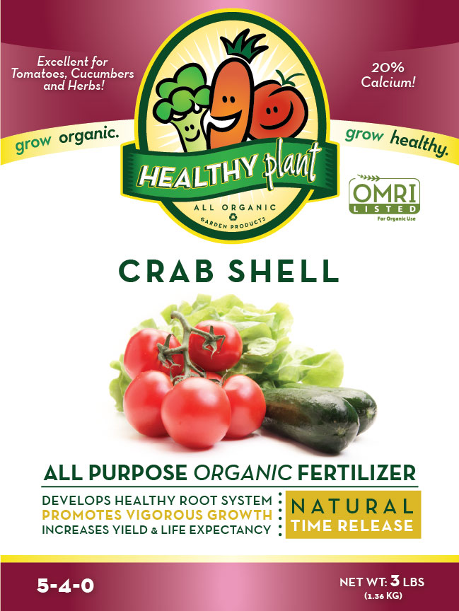 Crab Shell Package Design