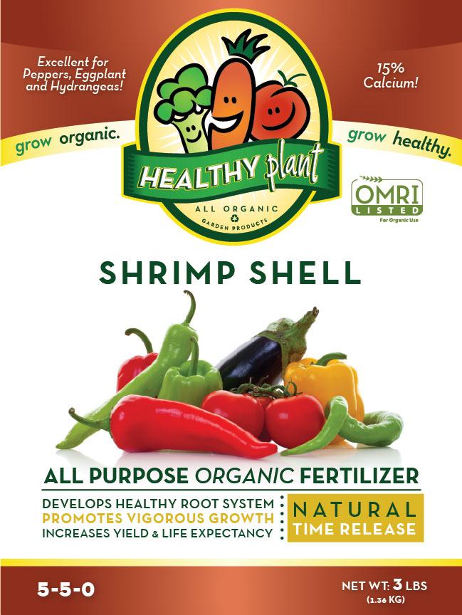 Shrimp Shell Package Design