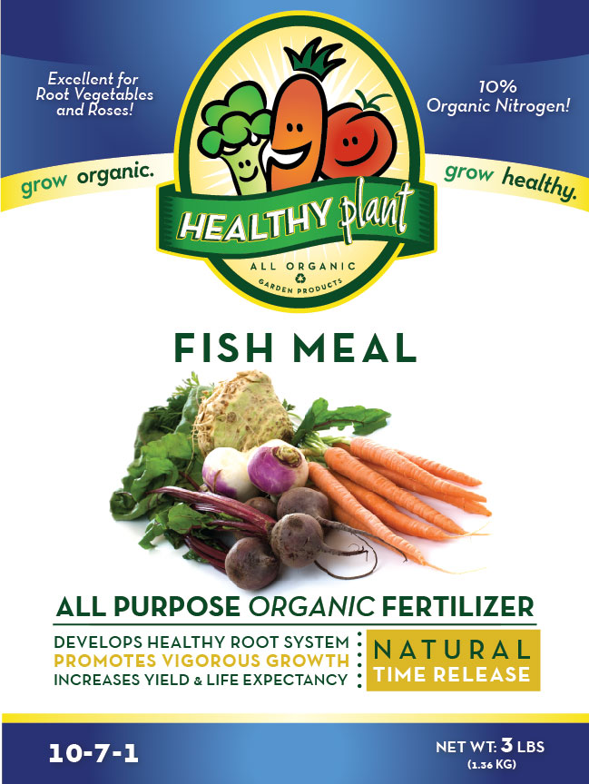 Fish Meal Package Design