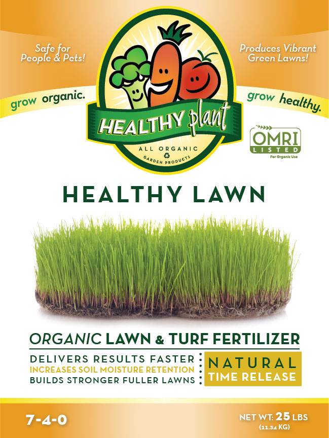Healthy Lawn Package Design