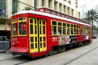 New Orleans Outdoor Print Advertising - Remoulade Restaurant
