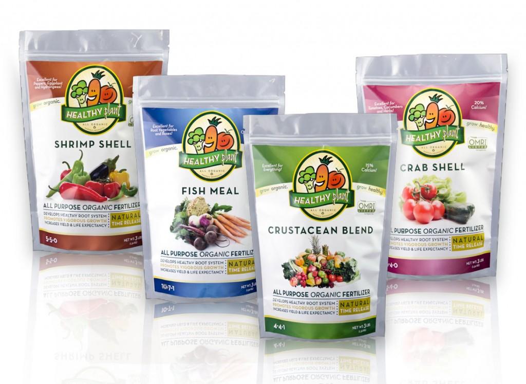 Healthy Plant Bag Design - Package Design
