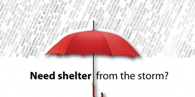 Need Shelter from the Storm - Advertising Campaign - Financial