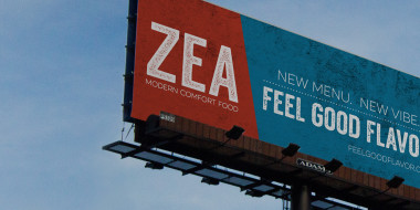 New Orleans Print Advertising - Zea Billboards