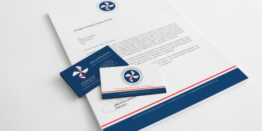 Custom Stationary Designs - Marketing Collateral Designs