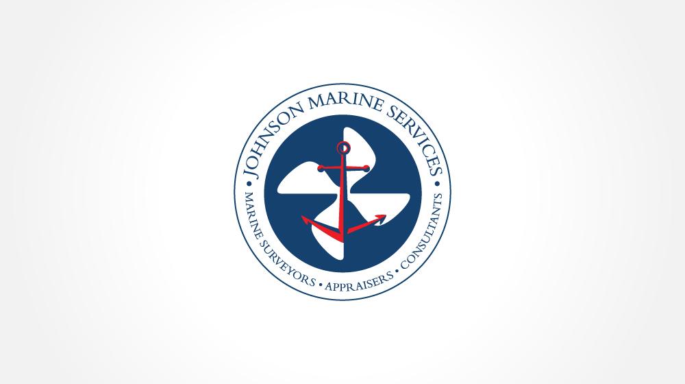Custom Logo Designs - Johnson Marine Services