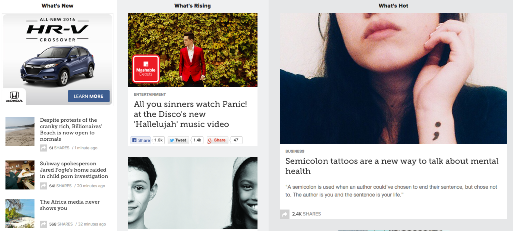 Why do I need to use WordPress - Mashable