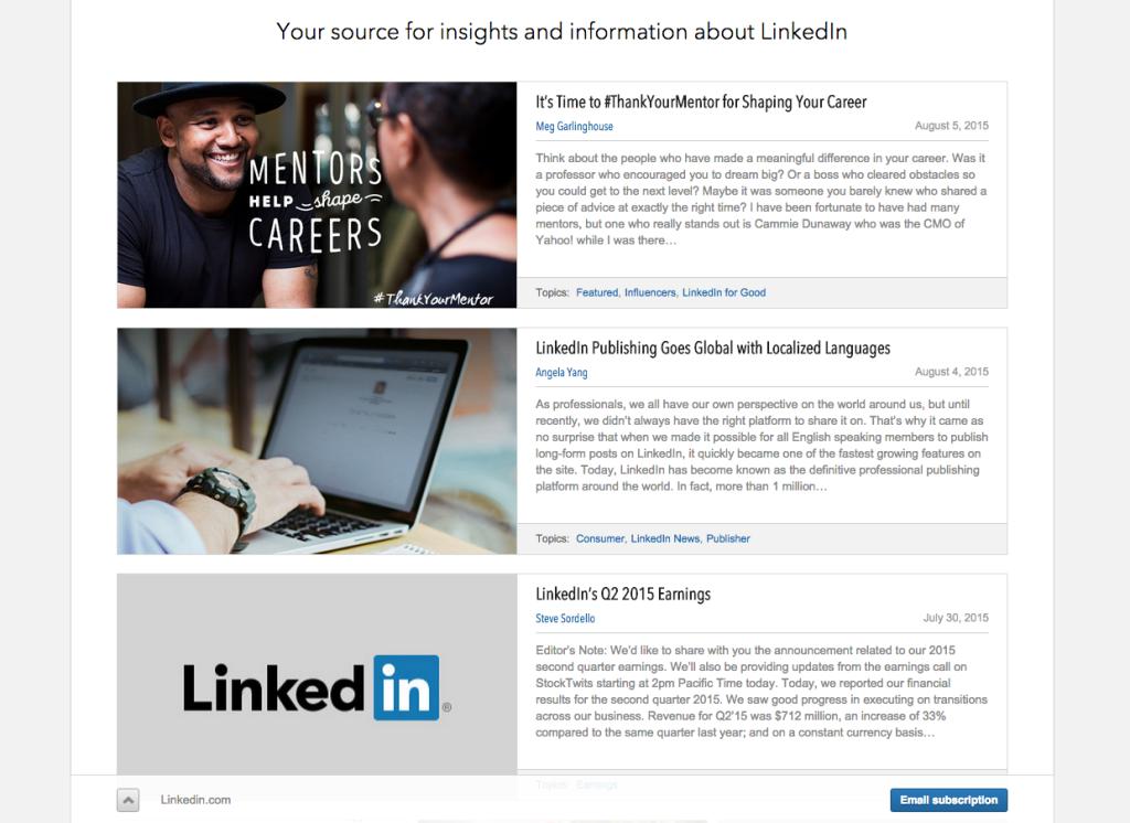 Why should I get a WordPress Website - LinkedIn