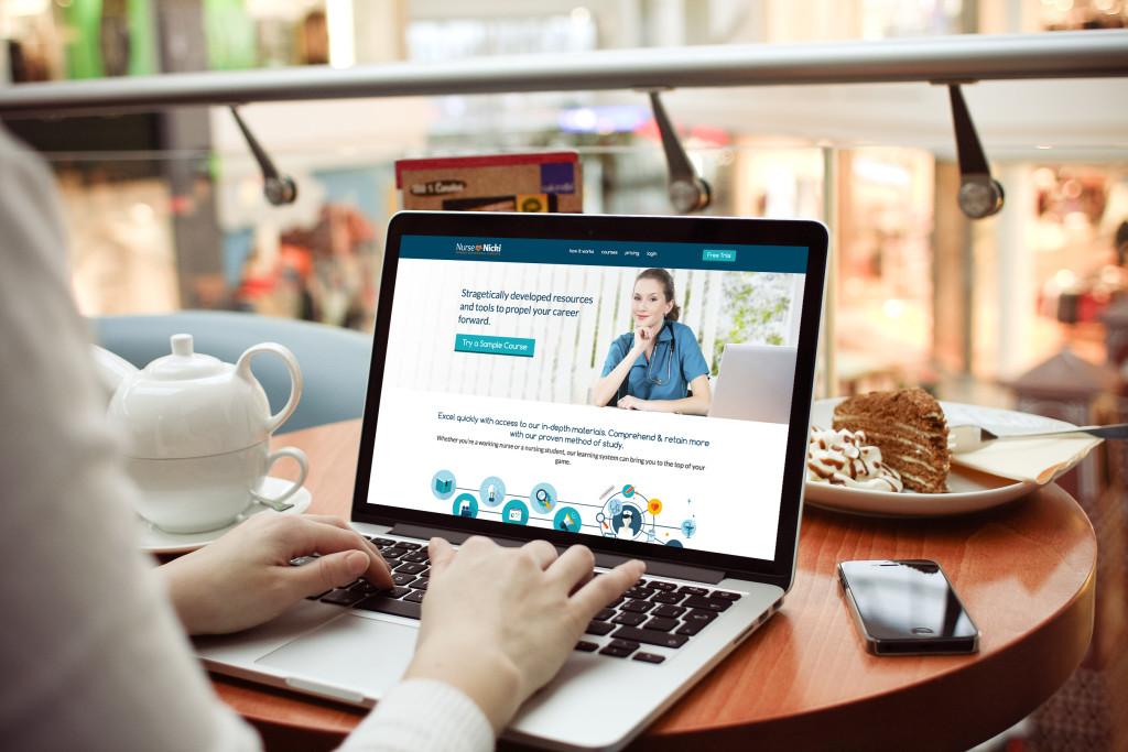 Website Design and Development - Custom WordPress Websites