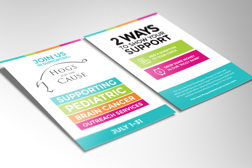 Graphic Design - Marketing Collateral Design 2