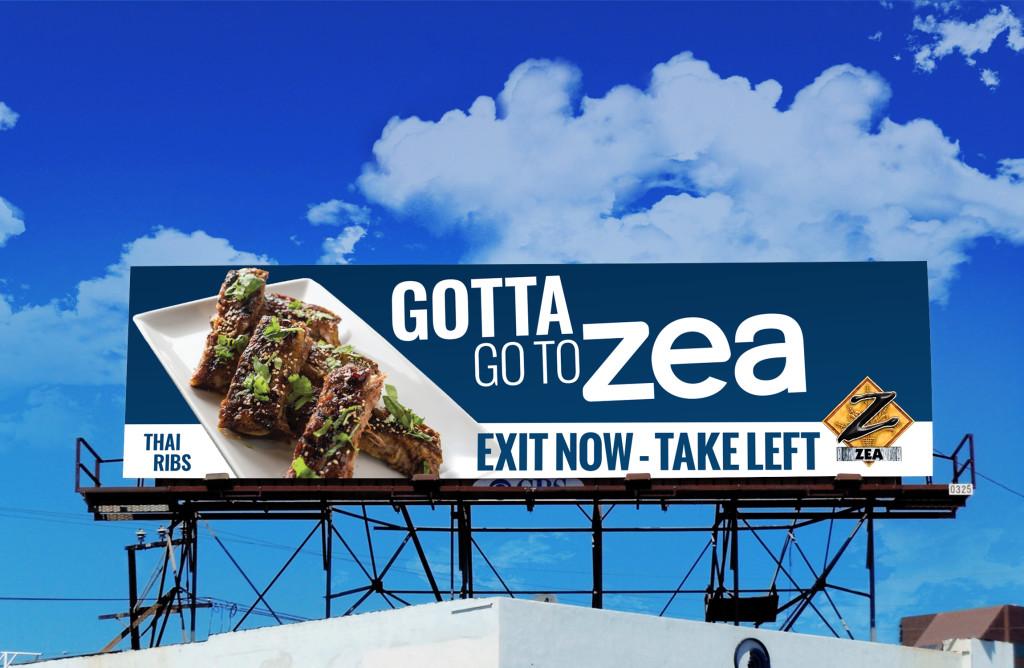 Zea Billboards Summer 2016