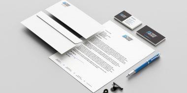 CareRise: Logo Design + Stationery