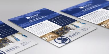 Ducky Johnson Disaster Recovery and Elevation Marketing Material