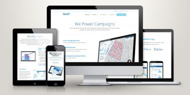 ElectAt Logo Design and Website Development Showcase