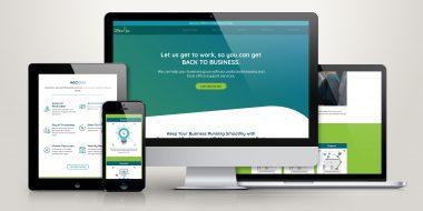Office Ops Website Design and Development