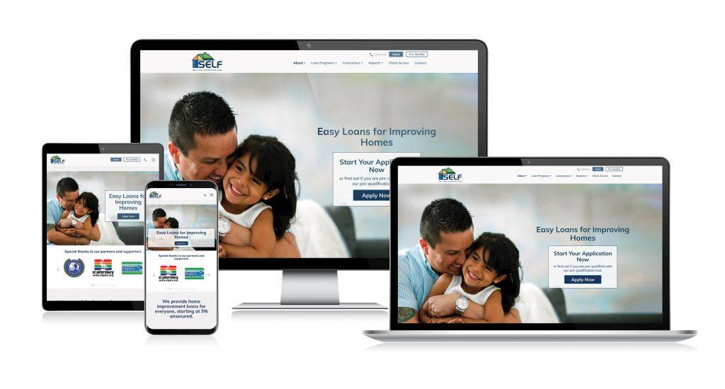 SELF Logo Design, Branding, Website Design and Development