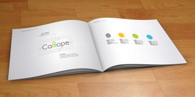 Calliope Logo Design