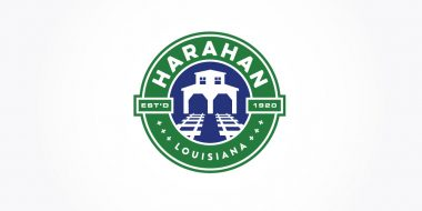 City of Harahan Logo Design