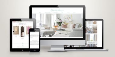 rivers spencer website design and development